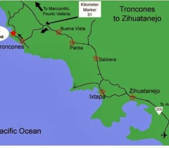 Directions, Casa Viva Troncones